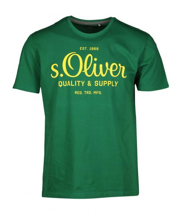 s.Oliver Labelshirt