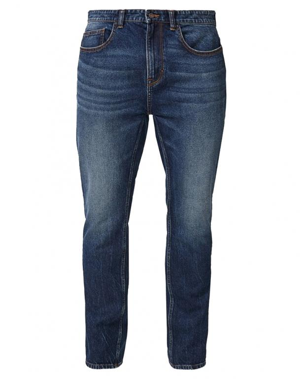 S. Oliver Straight Mid Denim Jeans
