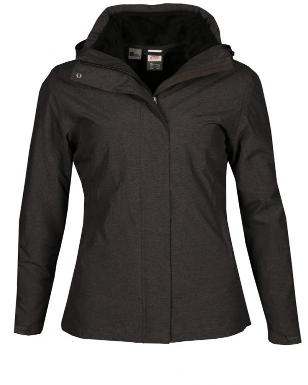 Multiple Layer Jacket for Different Weather Conditions