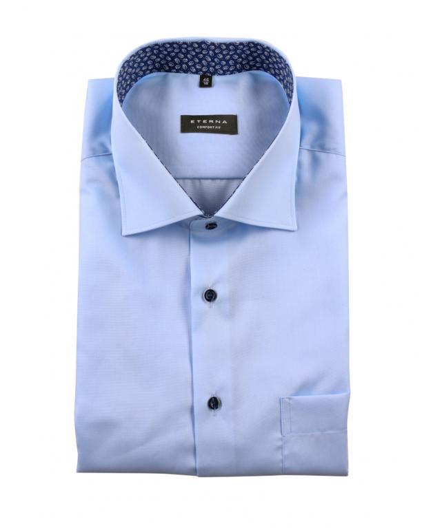 Eterna Kurzarm-Businesshemd, Comfort Fit