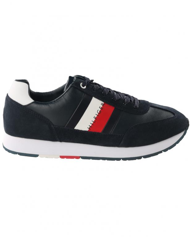 Tommy Hilfiger Trend Sneaker mit extra dicker Sohle